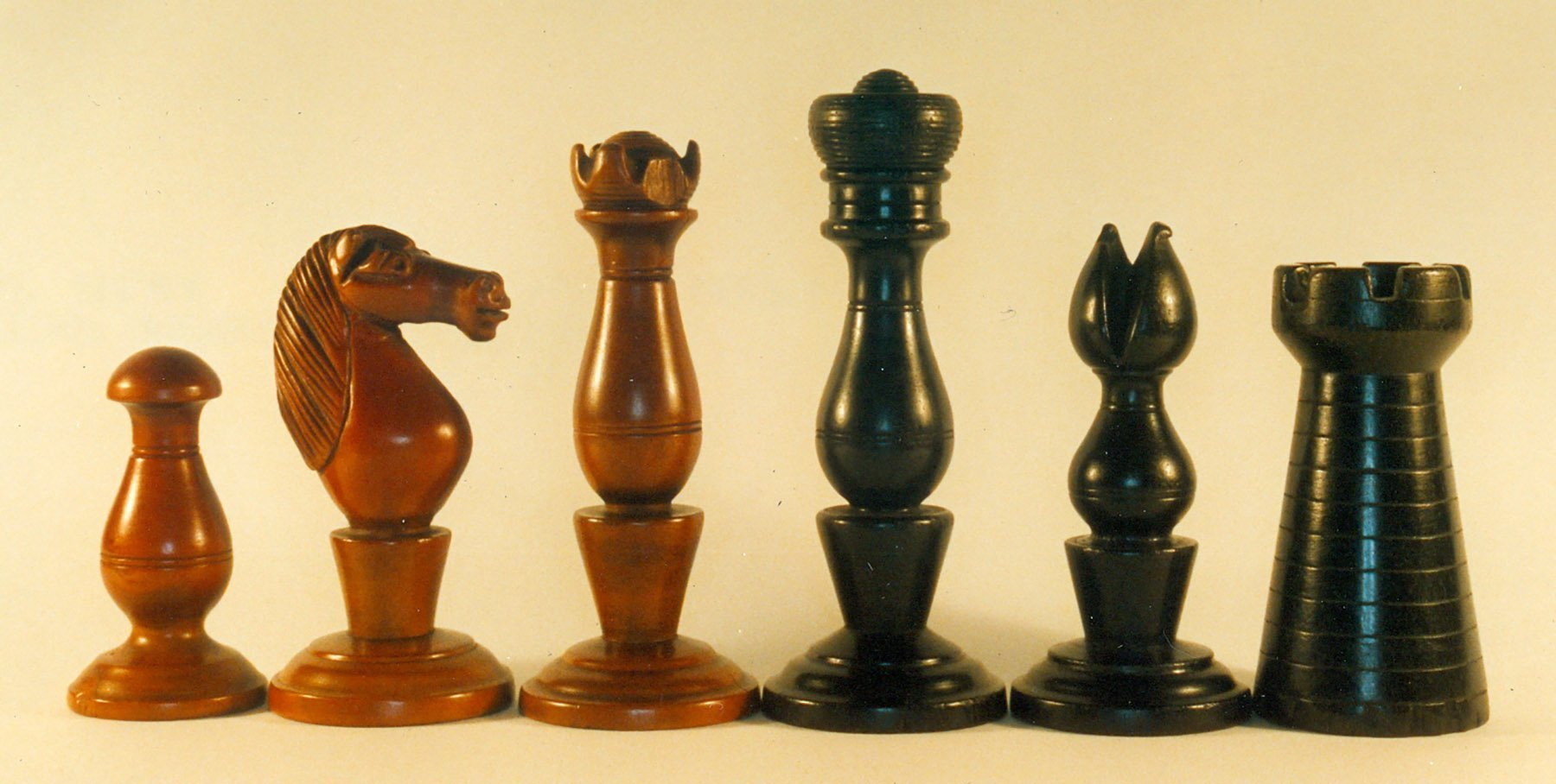 Jaques lund antique ivory chess set with draughts antique chess sets - Collectible chess sets ...