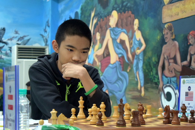 World Junior Chess Championship 2016 Final Results