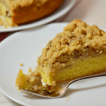 Pear Streusel Kuchen: Inspired by the New Holiday Film, Love the Coopers