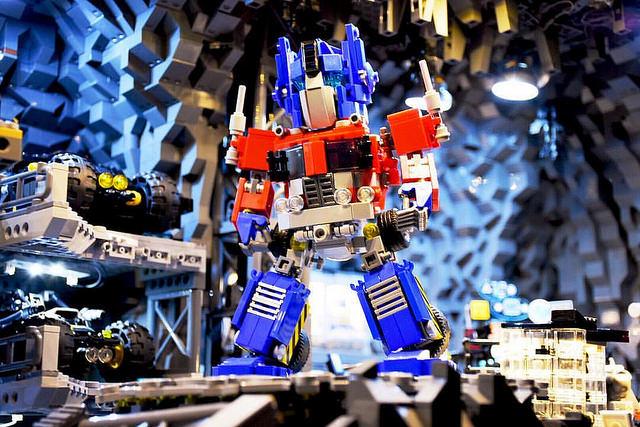 MOC - Optimus Prime