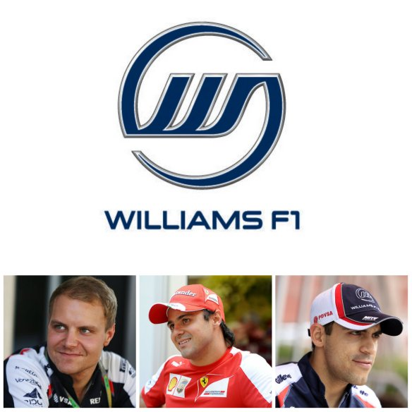 Williams F1 line up struggle