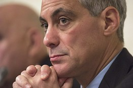 Current Mayor of Chicago, Rahm Emmanuel
