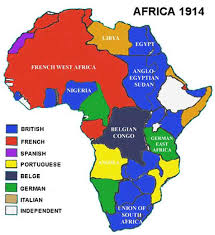 China and the new resource imperialism in africa chicago monitor china africa map 1917 publicscrutiny Image collections