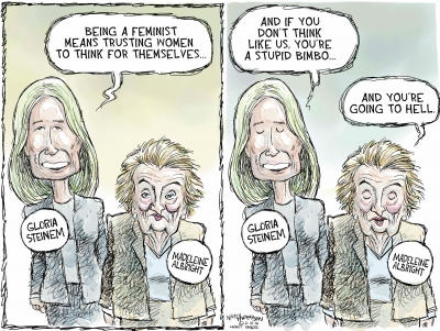"Nick Anderson for ""The Huston Chronicle"""