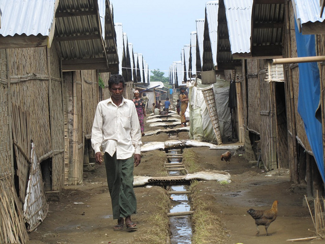Rohingya-IDP-Camp