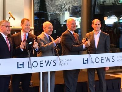 Loews Hotel is Home Sweet Home Chicago