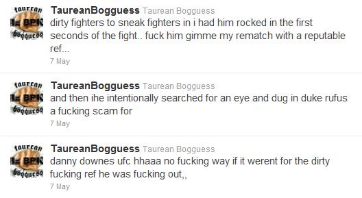 Tory Bogguess Tweets