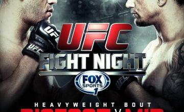 UFC Fight Night: Frank Mir vs. Antonio Silva