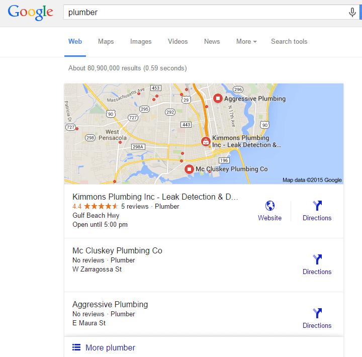3 local listing