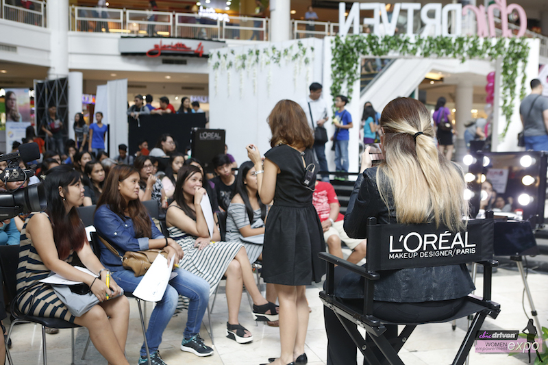 loreal-make-up-workshop