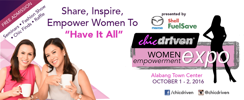 Chicdriven Women Empowerment Expo:  Focusing on the Heart and Home