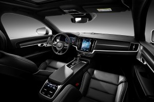 Volvo V90 R-Design Interior