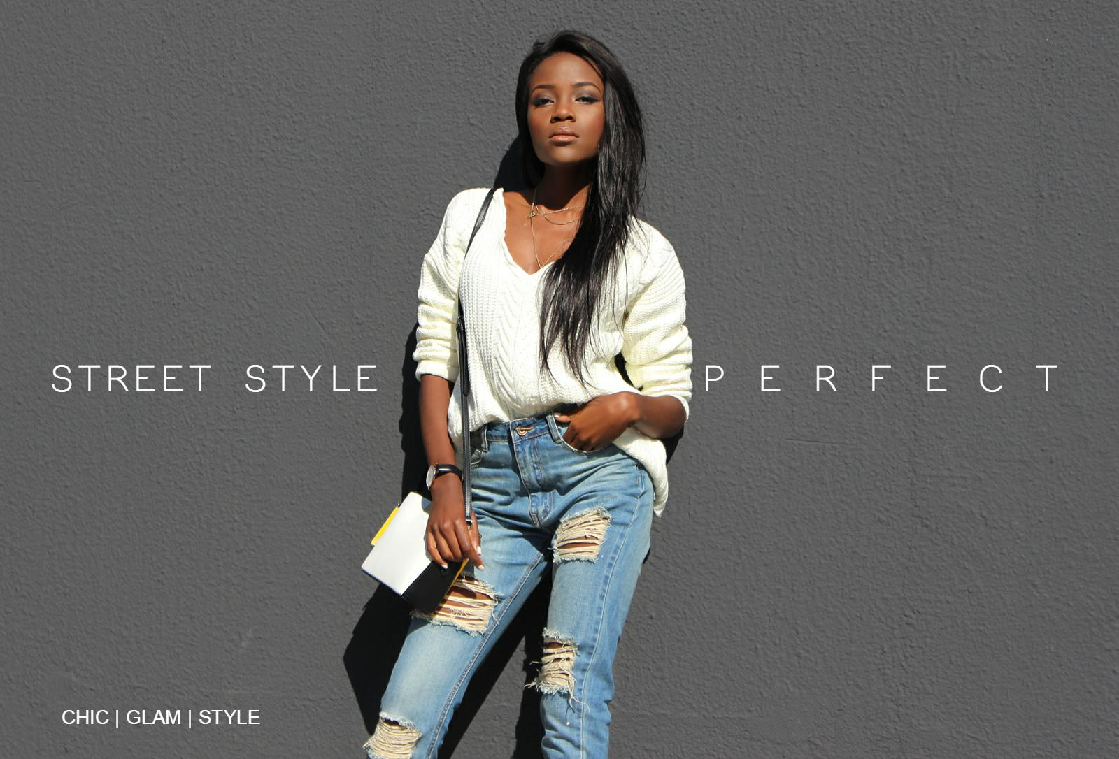 Street Style Perfect Chicglamstyle