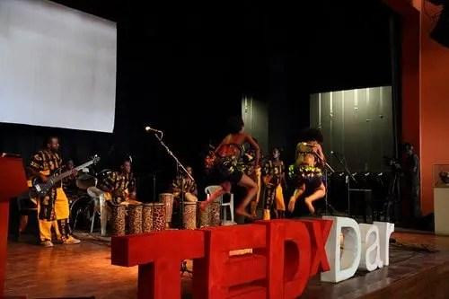 Sanaa Sana Band--TEDxDar