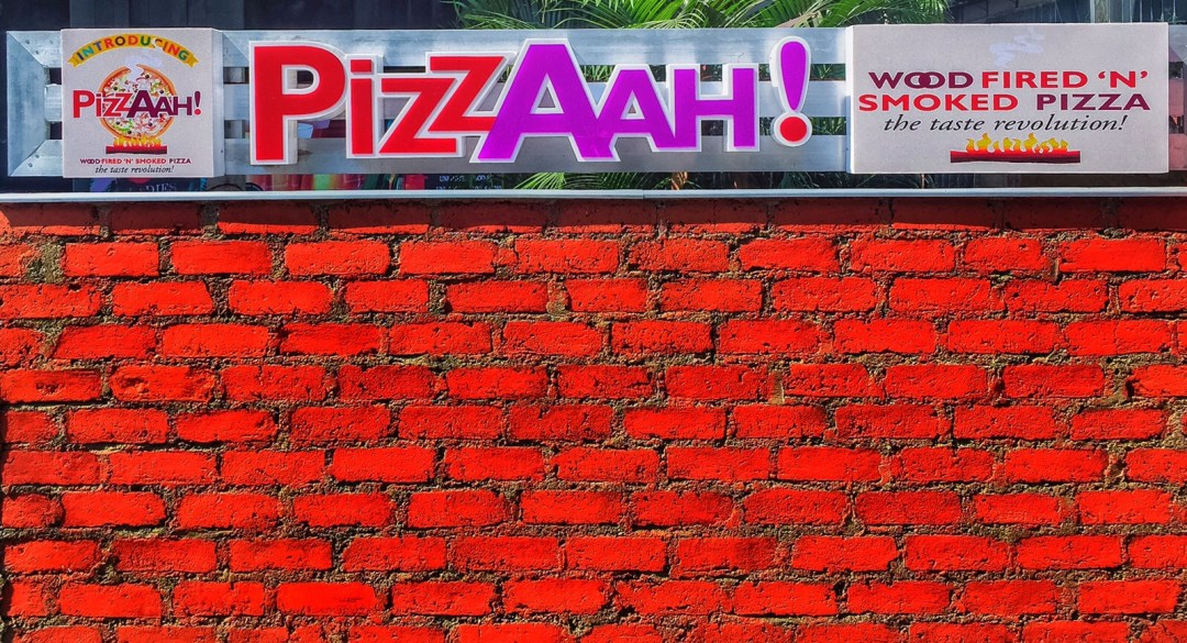 Banner PizzAah!