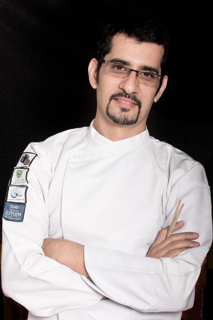Chef VK, Guppy (Custom)