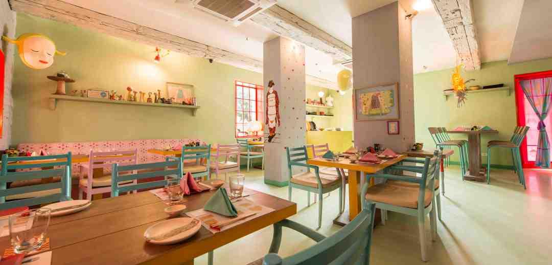 Restaurant- Guppy by ai