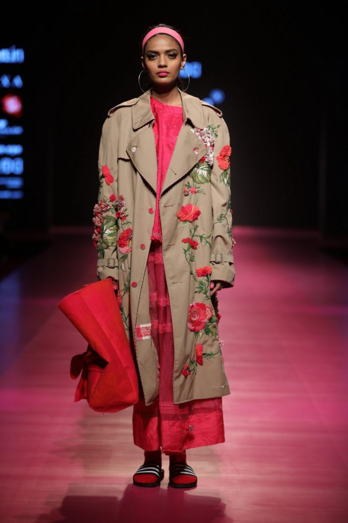 Pero collection at FDCI AIFW AW 2018 (2)