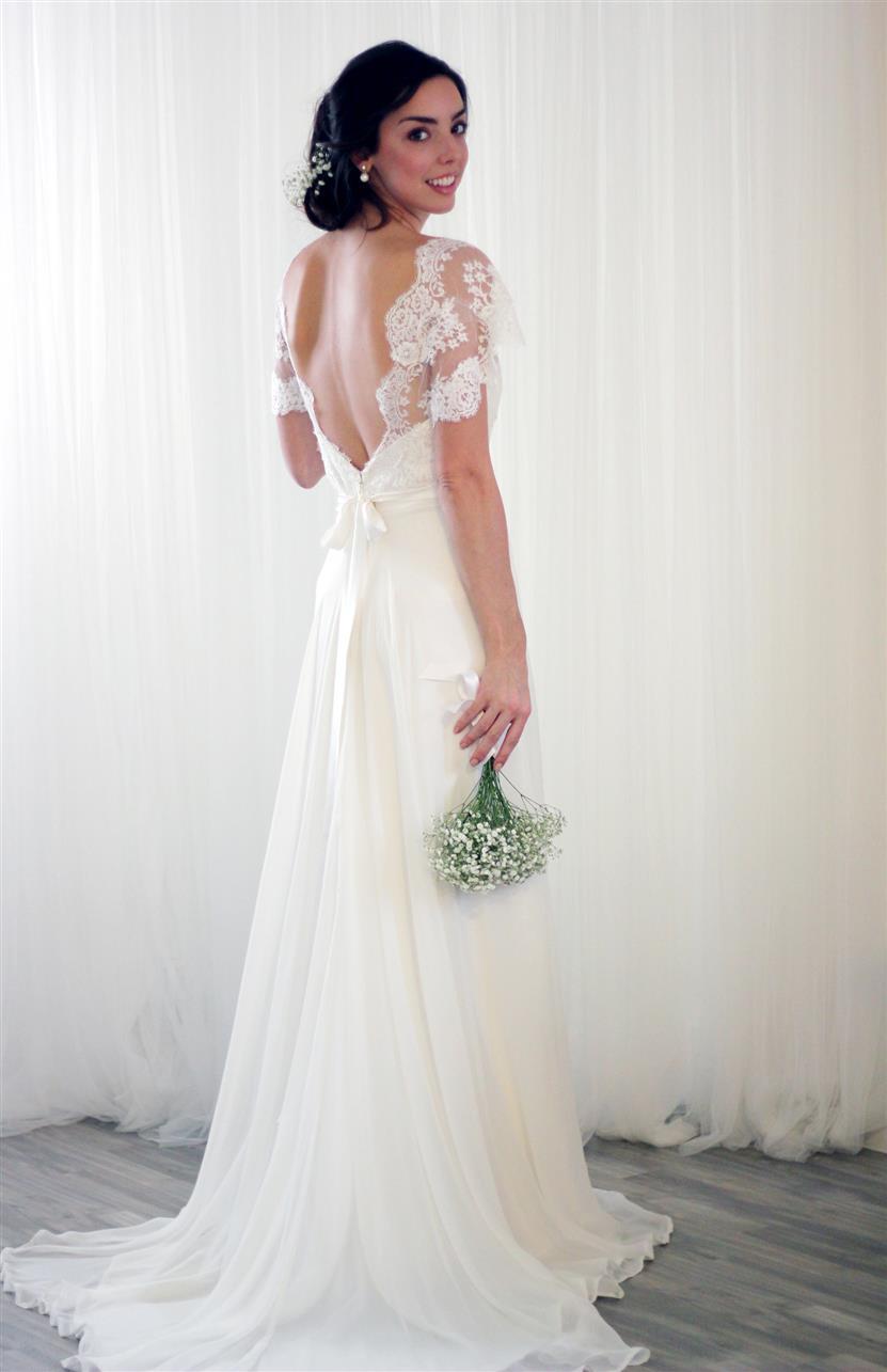 vintage wedding dresses rose delilah wedding dress skirt Rose Delilah s Bridal Collection Rose Top with Delilah Skirt