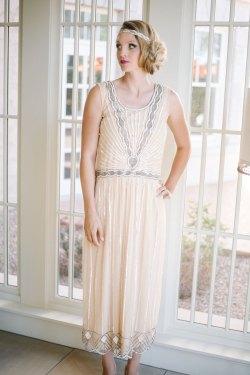 Small Of Art Deco Dress