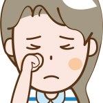 まぶたの痙攣の原因は?花粉症や病気?自律神経の乱れかも!