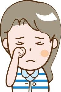 花粉症 まぶたの痙攣 原因