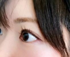 黒目の大きさ 平均 遺伝