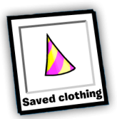 Saved-Clothing-free
