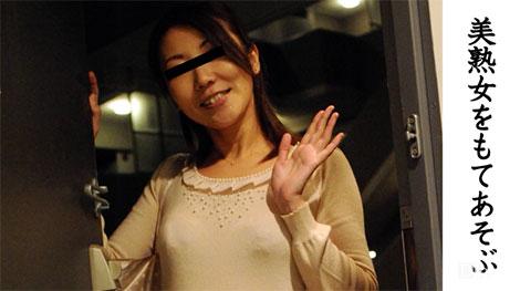 美熟女、島咲友美さん