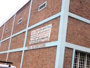 Le Tribunal pour enfants et l'EGEE de Goma