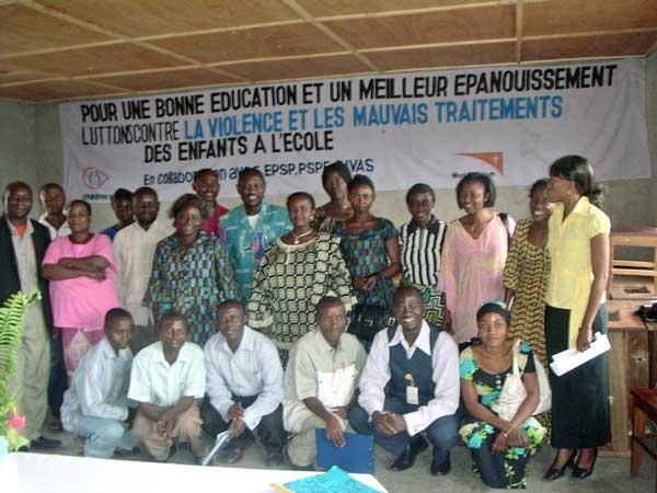 Formation des enseignants contre la violence