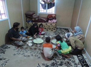It's not home but for Syrian refugees in Jordan, Ramadan traditions live on