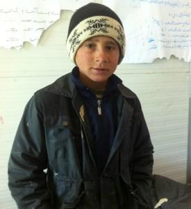 Hussein Zaatari 2013