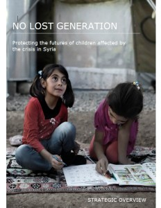No Lost Generation: Strategic Overview
