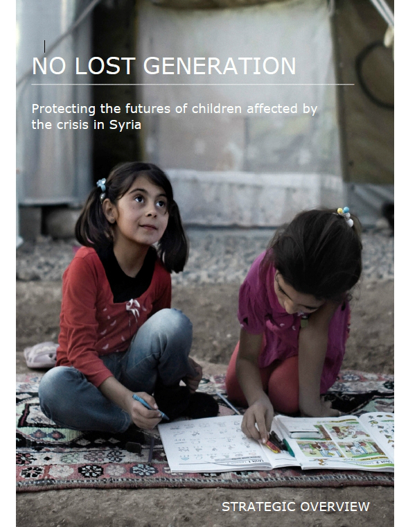 No Lost Generation: Strategic Overview