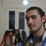 Meet Alaa, 17, volunteer and peer educator in Syria