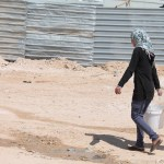 Safe and adequate water for children and families in Za'atari