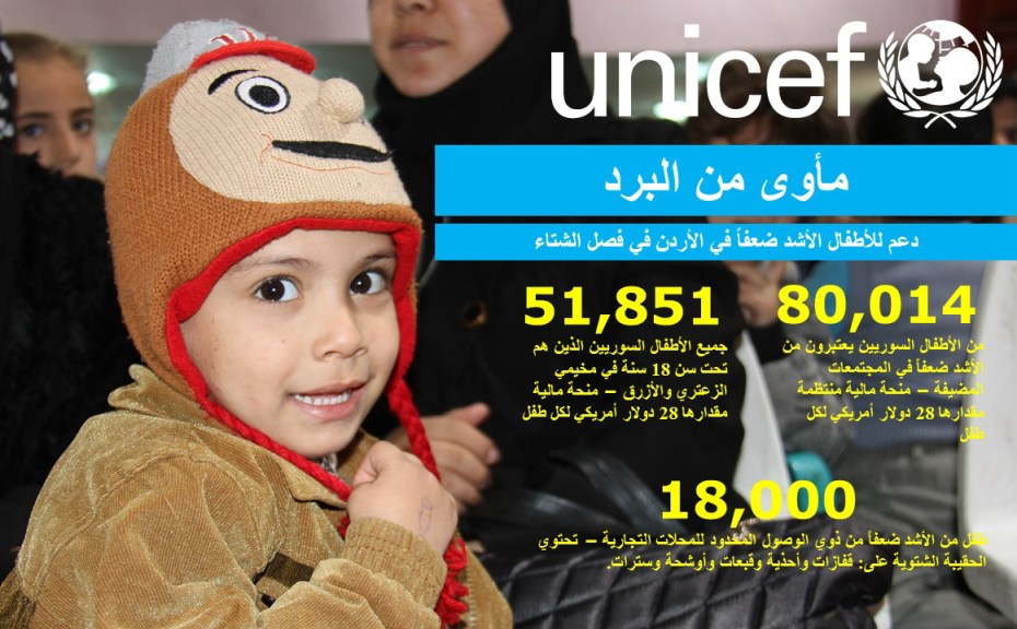 UNICEF winter programme 2015-2016 FOR ARABIC