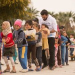 Syrian Youth Volunteers Innovate to Educate Children