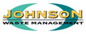 Johnson Waste Management Logo