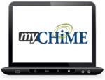 myCHIMEonLaptop