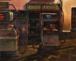 'Post Office' by Dave West at the Chimera Gallery., Mullingar, Co Westmeath , Ireland