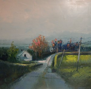'Up the road' Kate Beagan