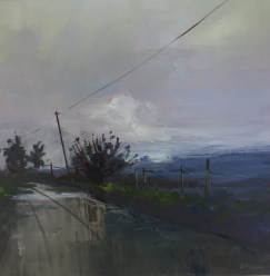 'Waiting for the storm' by Kate Beagan at the Chimera Gallery, Mullingar , Co Westmeath, Ireland