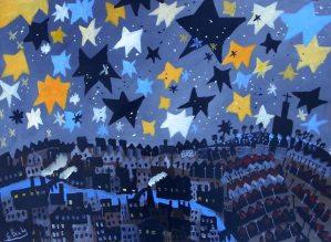 """'Stars and Blue River"""" by Glenn Brady"""