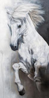 'Invictus' by Marion Tubiana at the Chimera Gallery, Mullingar, co Westmeath, Ireland