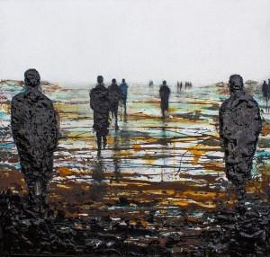 'Lost Lands' by Lesley Oldaker