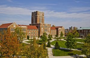 University of Tennessee Knoxville TN