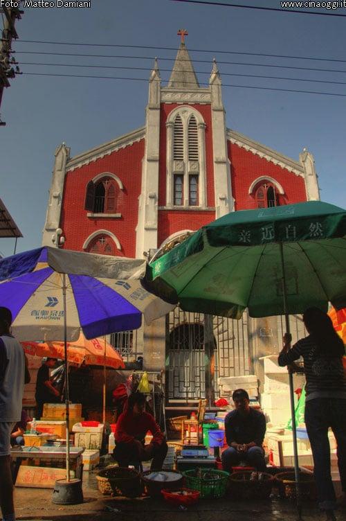 Old church in Xiamen