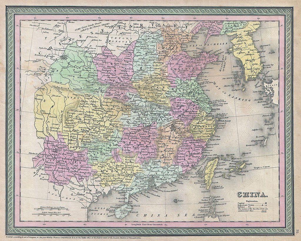 1706 Veteris Orbis Climata ex Strabo